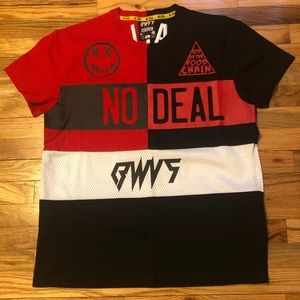 Worn once No deal t shirt